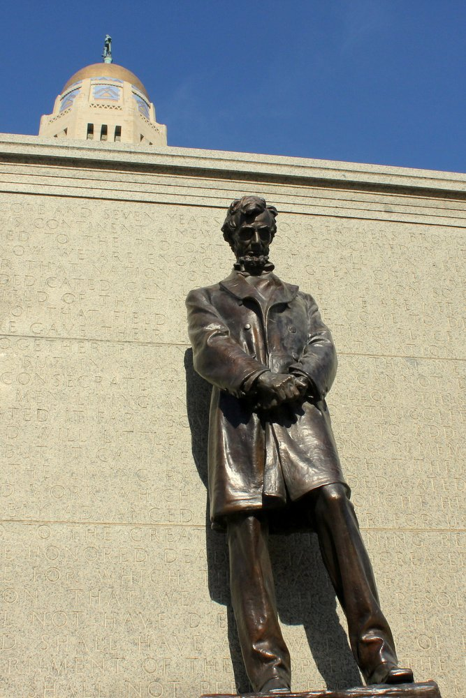 The Gettysburg Lincoln