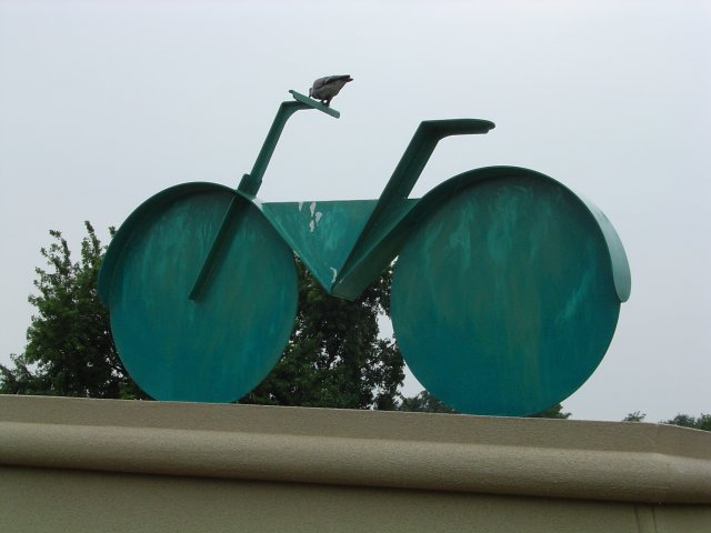Cycle Monument