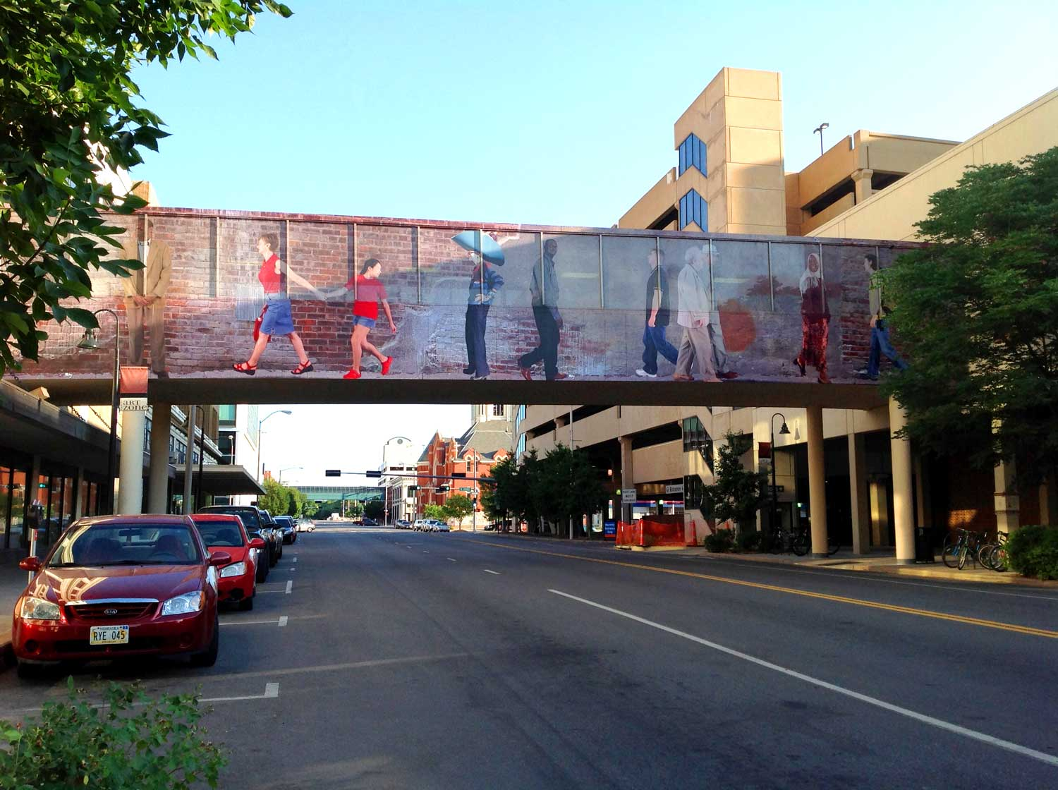Our Community / Larger than Life